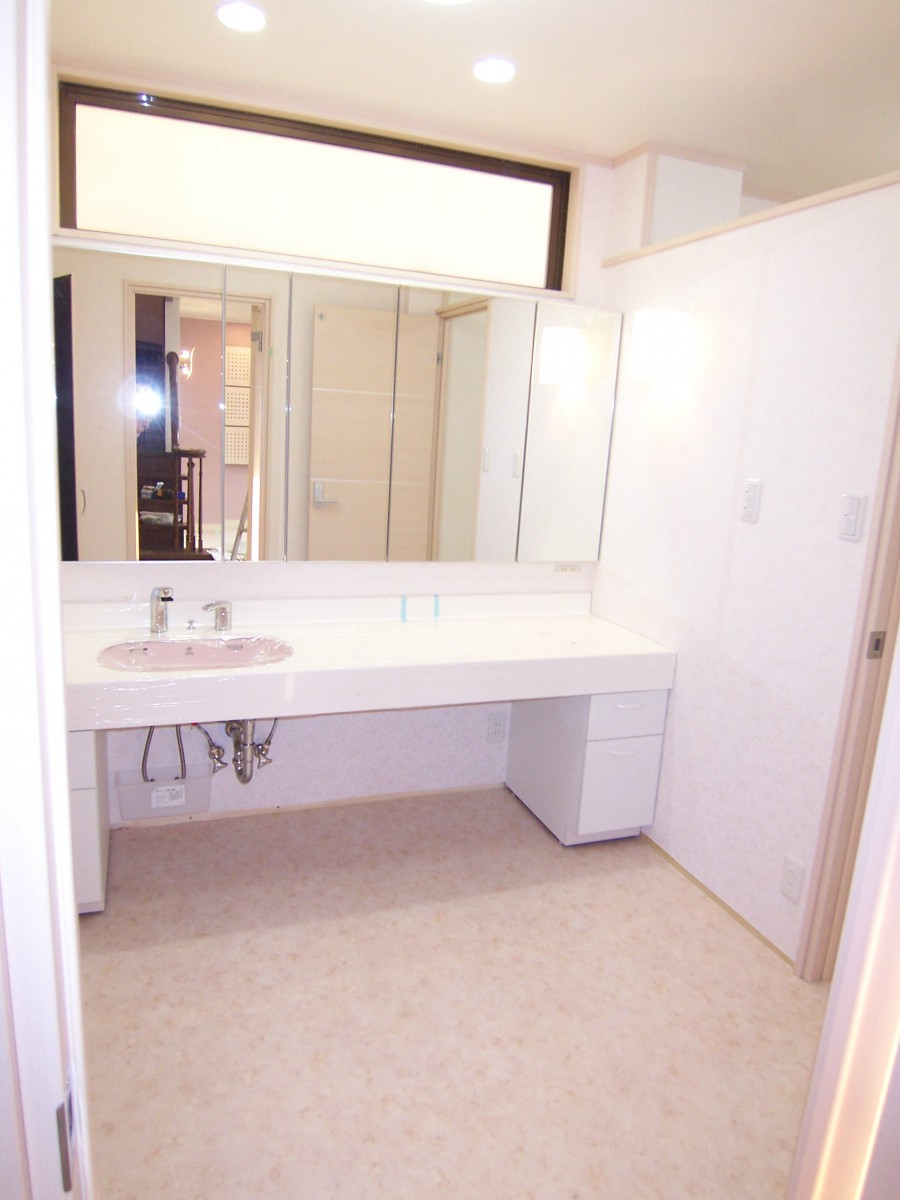 洗面室002