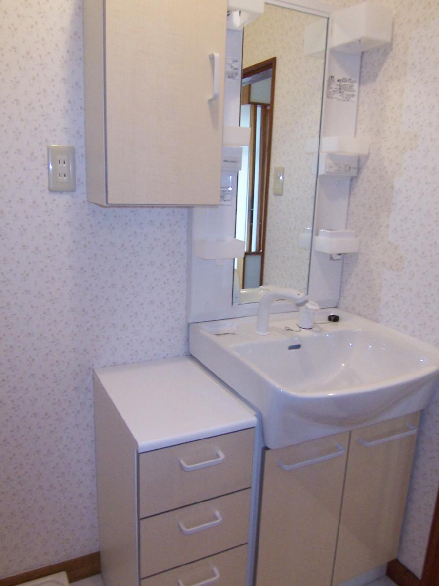 洗面室005